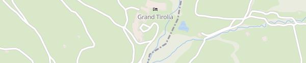 Karte Grand-Tirolia Kitzbühel