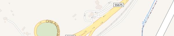 Karte Esso Orte