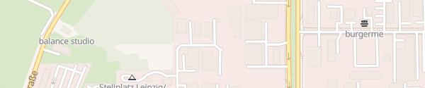 Karte Stöhrerstraße Leipzig
