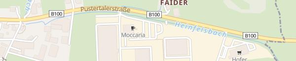 Karte Loacker Genusswelt Heinfels