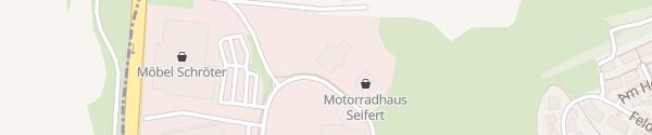 Karte BMW Autohaus Cloppenburg Windischleuba
