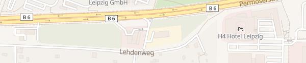 Karte Telekom Leipzig