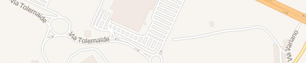 Karte IKEA Rimini