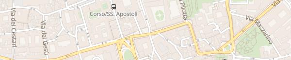 Karte Enel Drive Säule Rom