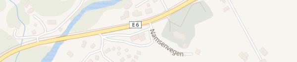 Karte Circle K Harran