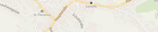 Karte St. Emmeram Waidhaus