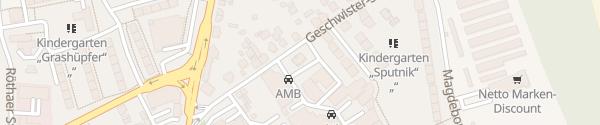 Karte AMB Automobile Borna