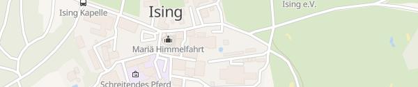 Karte Hotel Gut Ising Chieming