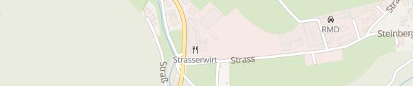 Karte Landhotel Strasserwirt St. Ulrich am Pillersee