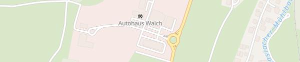 Karte Schwarz & Sohn / hagebau Traunstein