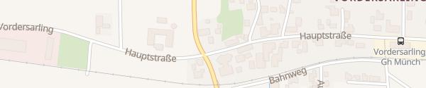 Karte Autohaus Wohlmannstetter Unterdietfurt