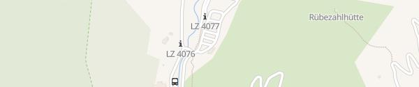 Karte Glocknerwinkel Kals am Großglockner