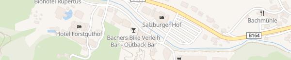 Karte Asitzbahnen Leogang
