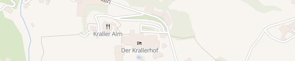 Karte Wellnesshotel Krallerhof Leogang