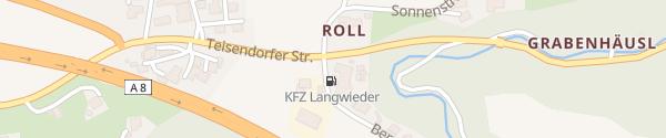 Karte BFI Tankstelle Teisendorf