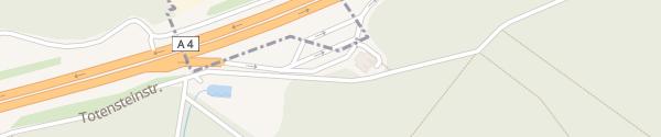 Karte Rabensteiner Wald Süd Chemnitz