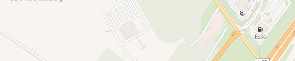 Karte ADAC Fahrsicherheitszentrum Linthe