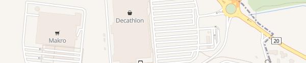 Karte Globus Jenišov