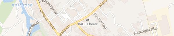 Karte Radl Eherer Arnstorf