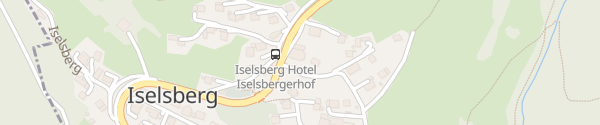 Karte Gasthof Iselsbergerhof Iselsberg