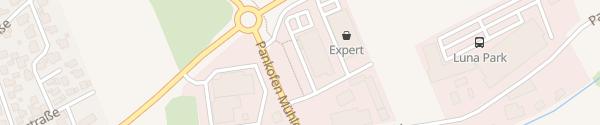 Karte Lidl Plattling