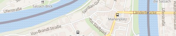 Karte Rathaus Laufen
