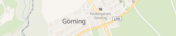 Karte Landgasthaus Hellbauer Göming
