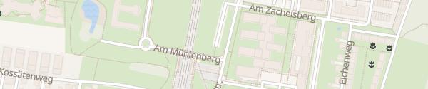 Karte P+R Bahnhof Golm Potsdam