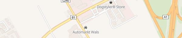 Karte Leikermoser Energiehandel GmbH Wals