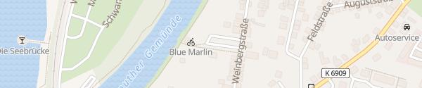 Karte Parkplatz Schwielowsee