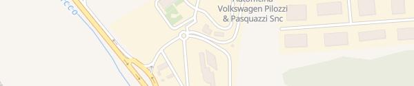 Karte Truck Village Colleferro