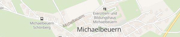Karte Kellnerei Michaelbeuern Michaelbeuern
