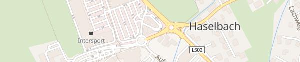 Karte Tankstelle ECODROM Braunau am Inn