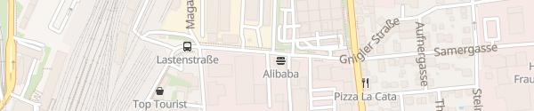 Karte Europcar Salzburg