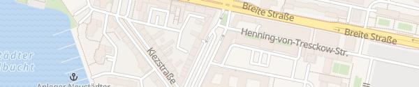 Karte Dortustraße Potsdam