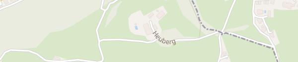 Karte Hotel Schöne Aussicht Salzburg