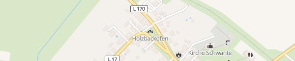 Karte Bäckerei Plentz Oberkrämer