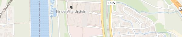 Karte Tiefgarage Wissenspark Puch