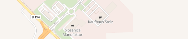 Karte Kaufhaus Stolz Süderholz