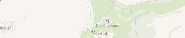 Karte Golfclub Goldegg