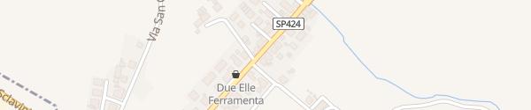 Karte Classe A Mondolfo
