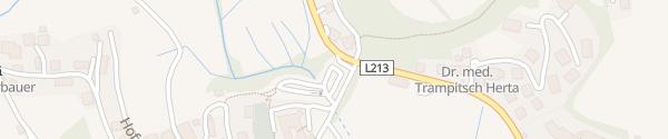 Karte Schlossparkplatz Goldegg