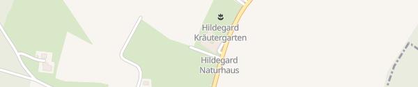 Karte Hildegard Naturhaus Kirchberg bei Mattighofen