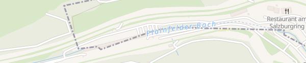 Karte Salzburgring Plainfeld