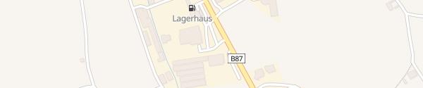 Karte Lagerhaus Greifenburg