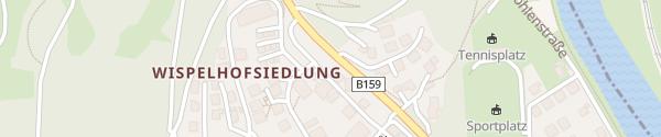 Karte Hotel Werfenerhof Werfen
