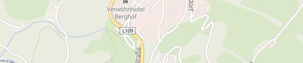 Karte Alpina Family, Spa & Sporthotel St. Johann im Pongau