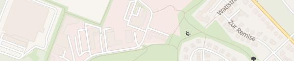 Karte Fahrenheitstraße Kleinmachnow