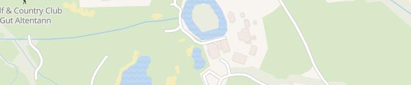 Karte Golfclub Gut Altentann Henndorf