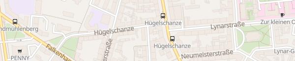 Karte Mittelstraße Berlin